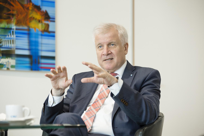 Interview mit Ministerpräsident Horst Seehofer ...