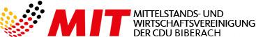 Logo der Mittelstands- und Wirtschaftsvereinigung Biberach