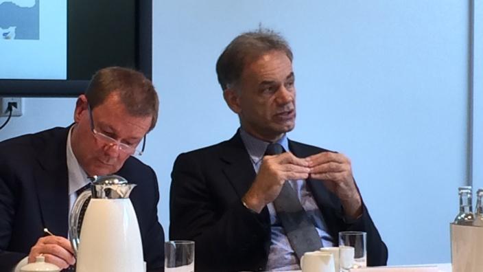 Dr. Berend Diekmann, BMWi