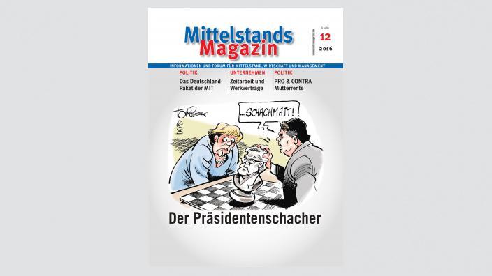 MittelstandsMagazin 12-2016